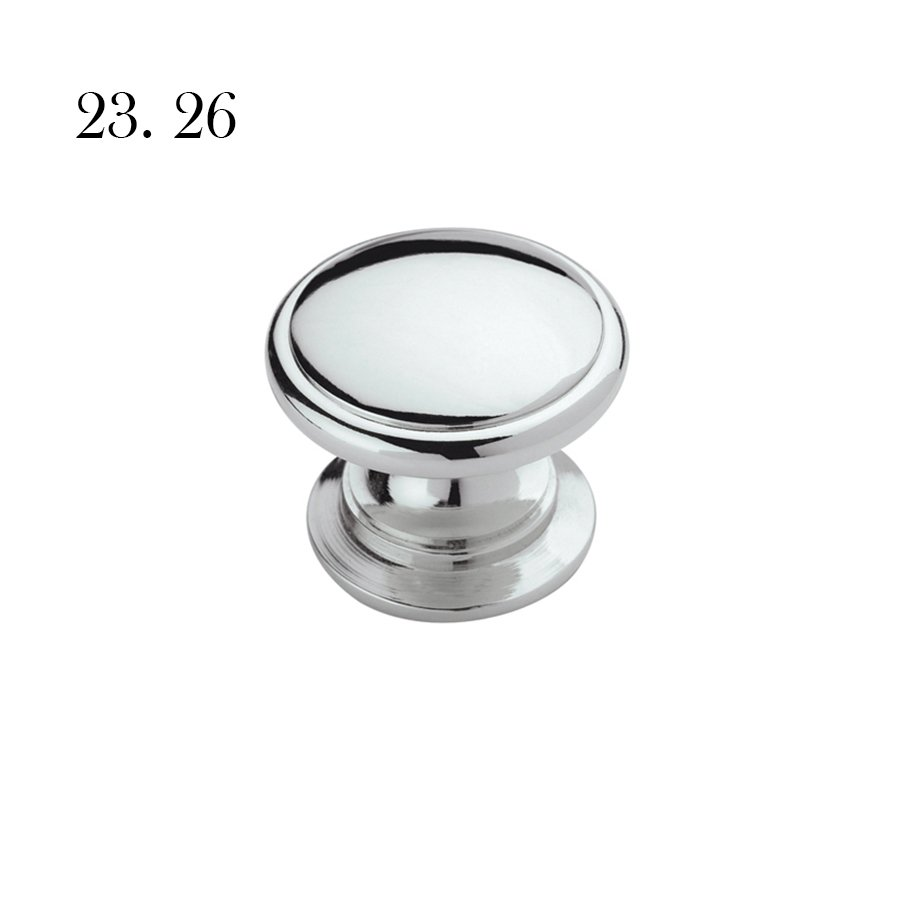 Hardware 23 A53012 26 Polished Chrome With Label