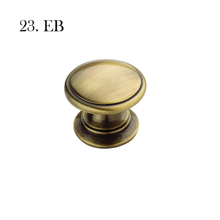 Hardware 23 A53012 Eb Elegant Brass With Label
