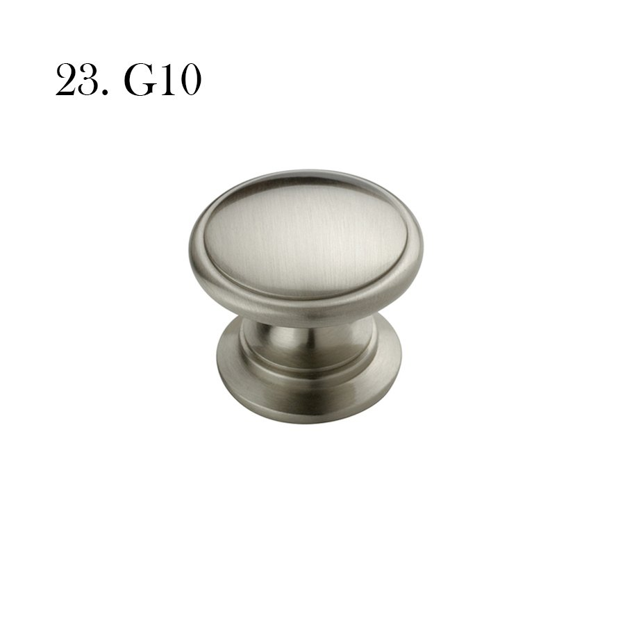 Hardware 23 A53012 G10 Satin Nickel With Label