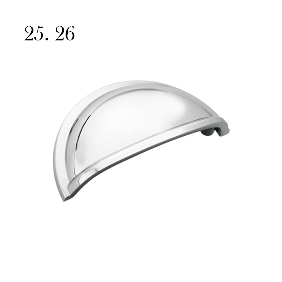 Hardware 25 A53010 26 Polished Chrome With Label