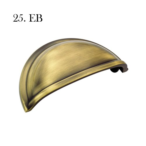 Hardware 25 A53010 Eb Elegant Brass With Label