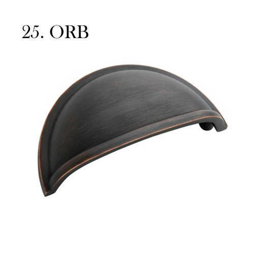 Hardware 25 A53010 Orb Oil Rubbed Bronze With Label