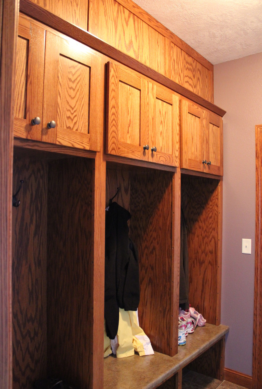 Entry Fruitwood Oak Laminate 1