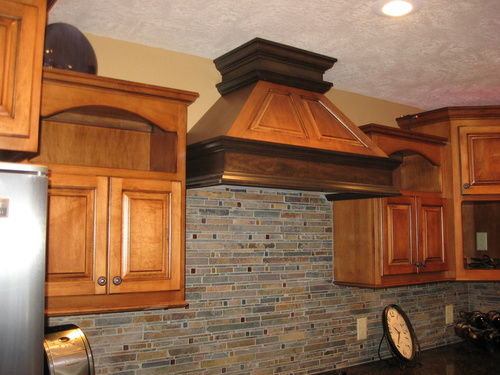 Kitchen Teak Accent Coffee Birch Granite 6