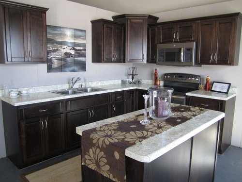 Kitchen Mocha Birch Laminate 8